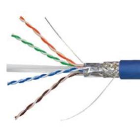 کابل شبکه نت پلاس cat6 sftp