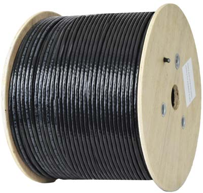 کابل شبکه اوت دور   network cable outdoor